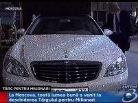 La Moscova s-a deschis Târgul pentru milionari
