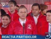 Mircea Geoană: PSD a realizat un scor relativ bun