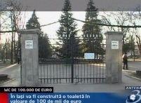 În Iaşi va fi construită o toaletă de 100.000 de euro