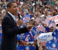 SUA. Barack Obama este preferatul tinerilor la Casa Albă