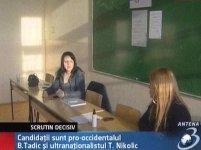 6,7 milioane de sârbi chemaţi să-şi aleagă preşedintele