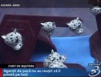 Furt de bijuterii la Arad