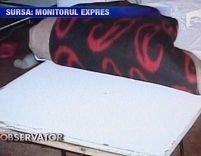 Internaţi pe scânduri, la spitalul din Braşov <font color=red>(VIDEO)</font>