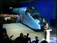 Franţa lansează noul tren de mare viteză - AGV <font color=red>(VIDEO)</font>