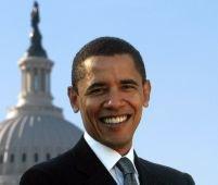 Barack Obama ar putea fi primul preşedinte de culoare al SUA