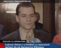 Orban: pasagerii vor fi informaţi în scris despre drepturile şi obligaţiile lor