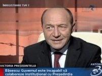 Băsescu: Nu pot să consider decizia Curţii o victorie