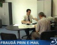 Clienţii Bancpost - ţinta unei tentative de fraudă prin e-mail