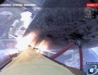 Naveta spaţială Atlantis a fost lansată cu succes