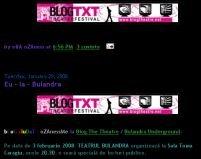 Cinci bloguri româneşti vor fi transformate în piese de teatru