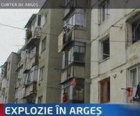 O centrală termică a explodat la un cămin de nefamilişti din Curtea de Argeş