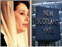 Scotland Yard: Bhutto a murit după explozie, în urma loviturii la cap
