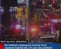 SUA. 5 oameni împuşcaţi în timpul unei şedinţe a primăriei din Saint-Louis
