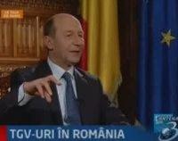 TGV-urile vor ajunge şi la Bucureşti, în 2012 <font color=red>(VIDEO)</font>