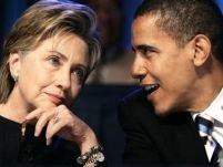 Barack Obama a învins-o pe Hillary Clinton la alegerile preliminare din trei state