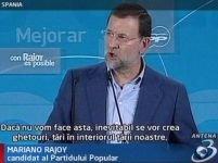 Conservatorii din Spania vor expulzarea infractorilor străini <font color=red>(VIDEO)</font>