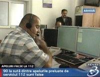 România, atenţionată de UE din cauza serviciului 112