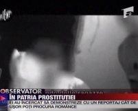 Trei români au obligat o minoră să se prostitueze, în Spania