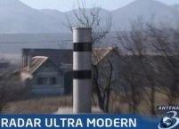 Atenţie, şoferi! Primul radar fix cu laser a fost montat la Sibiu