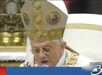 Papa Benedict şi George W. Bush se vor întâlni în aprilie la Casa Albă