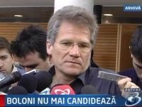 Boloni a renunţat la candidatura pentru Primăria Târgu Mureş