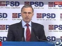 Geoană: PSD va face ?tot ce depinde de el? pentru ca legea uninominalului să fie adoptată cât mai repede