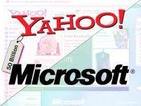 Microsoft vrea să schimbe conducerea Yahoo pentru a forţa preluarea