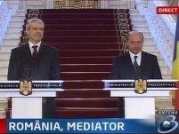 Boris Tadic la Bucureşti: Serbia nu va alege calea autoizolării
