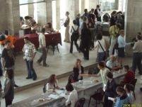 La Roma a avut loc bursa locurilor de muncă pentru muncitorii români