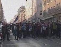 Bosnia. Peste 10.000 de sârbi au protestat faţă de independenţa Kosovo