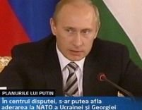 Putin ar putea crea tensiuni la summitul NATO de la Bucureşti