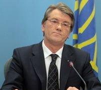 Ucraina. Iuşcenko susţine că a rezolvat problema datoriilor către Gazprom