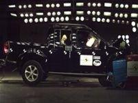 Euro NCAP pune la îndoială siguranţa pick-up-urilor