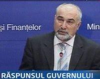 Vosganian: Energia electrică nu se scumpeşte