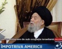 Liderul spiritual al Hezbollah, interviu în exclusivitate <font color=red>(VIDEO)</font>