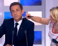 O înregistrare cu Sarkozy face valuri pe internet. Nervi la Elysee (VIDEO)