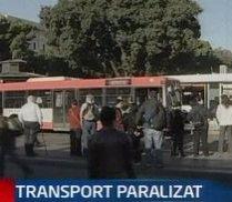 Grevă de propoţii în Italia. Transportul în comun blocat în peninsulă