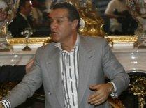 """Gigi Becali, contre dure cu """"Luceafărul"""" Miron Cozma (VIDEO)"""