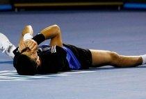 Vara australiană îl bate pe Djokovic, iar Roddick merge în semifinale la Melbourne