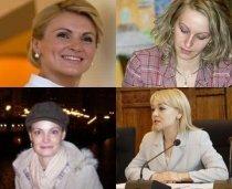 Consilierele premierului Emil Boc: trei blonde şi o şatenă (FOTO)