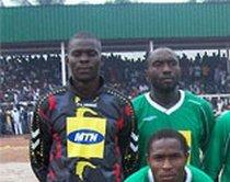 Portarul Kassaly Daouda, din Niger, a semnat cu Rapid