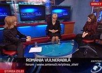 Monica Tatoiu: Ar trebui să ne legăm cu lanţuri, să-i obligăm pe demnitari să ne respecte! (VIDEO)