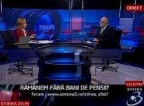 Varujan Vosganian: Dacă lucrurile continuă aşa, domnul Pogea se va retrage