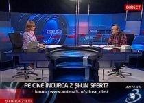 """Ion Cristoiu: Victorios din scandalul """"Doi şi-un sfert"""" este Traian Băsescu"""