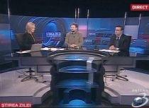 Cristian Pârvulescu: Traian Băsescu a fost foarte aspru cu reprezentanţii societăţii civile