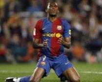 Relaxarea campionilor: Mallorca - FC Barcelona 2-1, şi Eto'o ratează penalty în minutul 90 (VIDEO)
