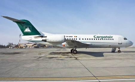 Un avion care anunţase probleme tehnice a aterizat în siguranţă pe Aeroportul Otopeni
