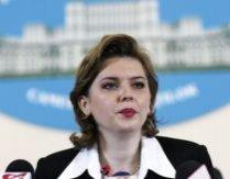 Roberta Anastase, acuzată de deputaţii PSD că foloseşte şefia Camerei pentru promovarea iniţiativelor PDL