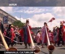 A început Carnavalul Culturilor de la Berlin. Costume populare şi tradiţii din toată lumea (VIDEO)