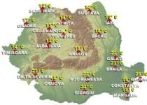 Caniculă şi precipitaţii puţine. Vezi prognoza ANM pentru vara 2009